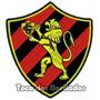 Patch Bordado Escudo Sport Club Do Recife 8,5cm Tms40