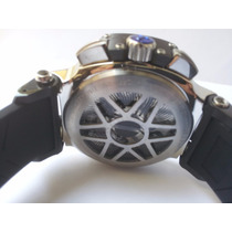 Relógio Tissot T-race Moto Gp Preto Original Aqui Importado