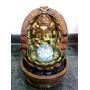 Fonte De Água Decorativa - Ganesh Em Resina - Feng Shui