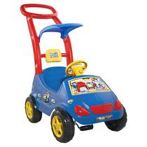Carrinho Roller Baby Versátil Mex Azul - Magic Toys