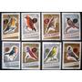 Fil 9194 Rumenia Fauna Aves Canoras Série Completa