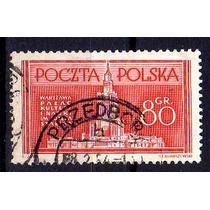 Polonia 1953 * Palácio .da Cultura .de Varsóvia