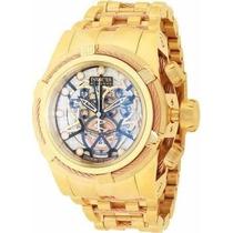 Relógio Invicta Zeus 13757 Skeleton + Caixa