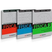 Fundamentos Da Física - Ramalho Vol. 1,2 E 3 9ª Edi. E-book