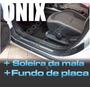 Soleira Proteção Total Chevrolet Onix