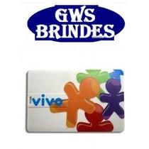 50 Unidades Pen Drive Cartão ( Pen Card ) 8gb ,personalizado