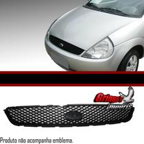 Grade Radiador Ford Ka 03 04 05 06 07 Colmeia+ Brinde