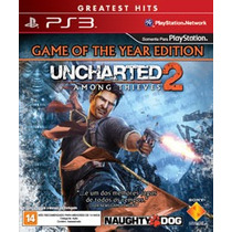 Uncharted 2 Among Thieves Ps3(novo)
