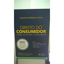 Livro Direito Consumidor Código Comentado Leonardo Medeiros
