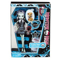 Monster High Frankie Stein Classica Mattel Pronat Entrega