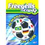 Album Balas Freegells Na Copa 2006-incompleto-leia Descrição