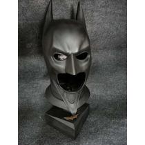Máscara Do Batman - Em Fibra E Resina