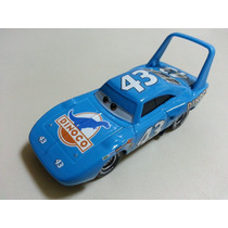 Disney Cars The King - Rei Original Mattel Loose Mcqueen