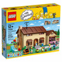 Lego A Casa Dos Simpsons 2523 Pçs - 71006 - Pronta Entrega