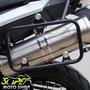 Suporte Bauletos / Bau Laterais Preto Motopoint F 800 Gs Bmw