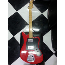 Guitarra Giannini Sonic Star (jaguar, Antiga, Vintage)