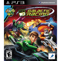 Ben 10 Galactic Racing Kart Ps3 Jogo Novo Original Lacrado