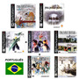 Kit Patch Final Fantasy Todos P/ Ps1 1,2,3,4,5,6,7,8,9