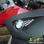 Tela Anti-furto De Emblema Do Tanque Gs 1200 R Até 2007 Bmw