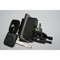 Botão Cilindro Do Porta Malas Omega Chave Com Led