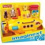 Submarino Aventura Imaginext Fisher Price Mattel
