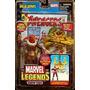 Boneco Baron Zemo Marvel Legends Series Mojo