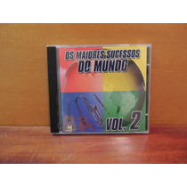 Cd Os Maiores Sucessos Do Mundo Volume 2 Polishop
