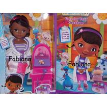 Boneca Doutora Brinquedos Com Kit De Checkup