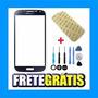 Vidro Samsung Galaxy S4 Gt-i9500 L720 I9505 I9515 Gt-i9515l
