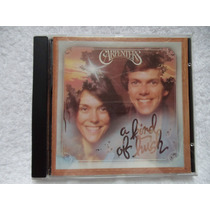 Cd Carpenters - A Kind Of Hush - Importado - Raro