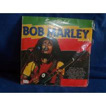 Raro Disco De Vinil Bob Marley Soul Rebel De 1990 Rge