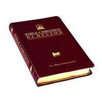 Bíblia Chronos Nt Di Nelson Expositiva Luxo