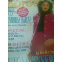 Burda Special - Com Moldes - Senhoras Baixas - 1997
