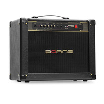 Amplificador Borne Para Guitarra Vorax 12100 100w Rms Preto