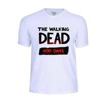 Camisas Camisetas Walking Dead Series Personalizada Lindas