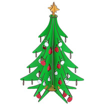 Árvore De Natal Mdf 42cm 1747 Carlu