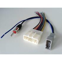 Plug Chicote Adaptador Nissan - Antena Cd Dvd Rádio Nissan