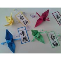 Móbile De Tsuru - Origami