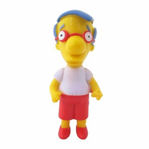 Novo Boneco The Simpsons Milhouse Van Houten Multikids