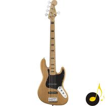 Baixo Fender Squier Vintage Modified Jazz Bass 5 Cordas