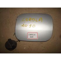 Portinhola (tampa - Porta) Tanque Combustível Corolla 2010