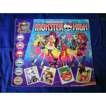 Album De Figurinhas Monster High E Outros Personagens