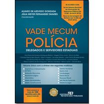 Livro Vade Mecum Polícia Alvaro De Azevedo Gonzaga