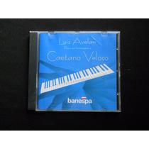 Luiz Avelar - Piano Em Homenagem A Caetano Veloso - Cd
