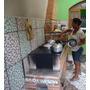 Projeto Fogão A Lenha--4 Em 1 + Brinde + Frete Gratis.