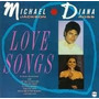 Cd Michael Jackson /diana Ross Love Songs (importado)