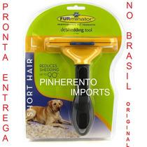 Escova Fur Minator Original Prona Entrega Brasil Cães Gatos