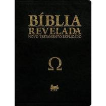 Bíblia Revelada Ômega Di Nelson Nt