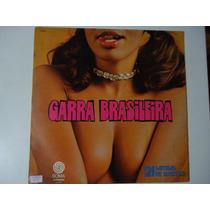 Disco De Vinil Lp Garra Brasileira 21 Sambas De Sucesso