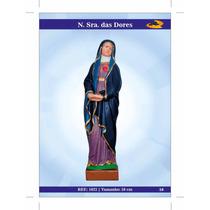 Imagens De Santos Católicos - N. S. Das Dores De Borracha
